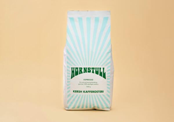 hornstull kersh kafferosteri bönor espresso